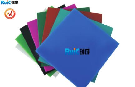 超高分子量聚乙xi板材变色的yuan因