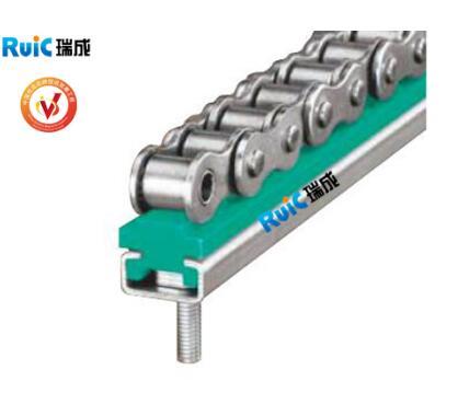 聚乙xi链条导轨成为机械行业的标准